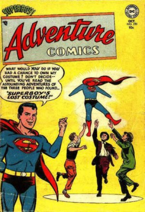 Adventure Comics # 193