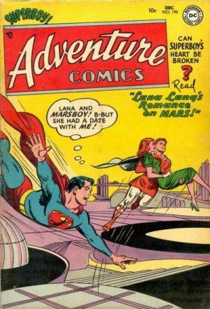 Adventure Comics # 195