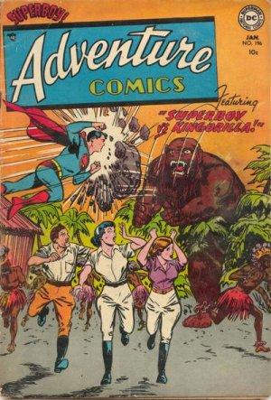 Adventure Comics # 196