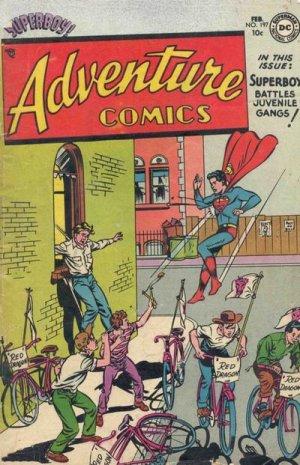 Adventure Comics # 197