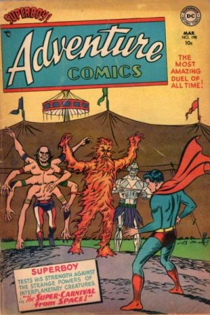 Adventure Comics # 198