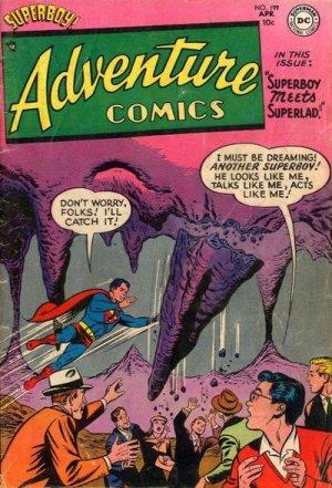 Adventure Comics # 199