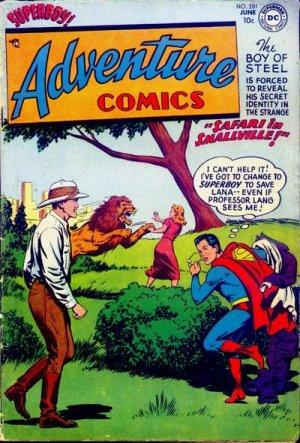 Adventure Comics # 201
