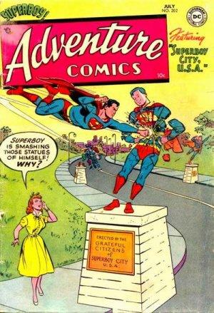 Adventure Comics # 202