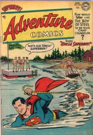 Adventure Comics # 203