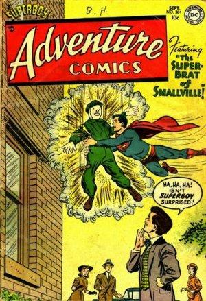 Adventure Comics # 204