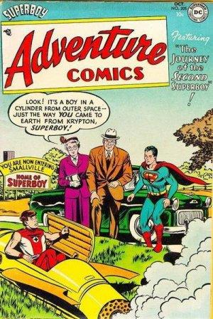 Adventure Comics # 205