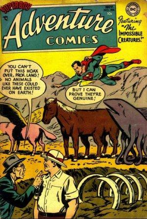 Adventure Comics # 206