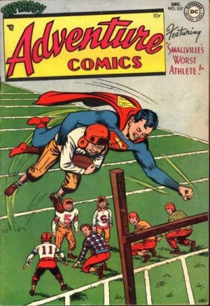 Adventure Comics # 207