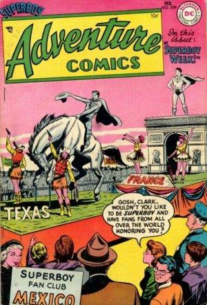 Adventure Comics # 209