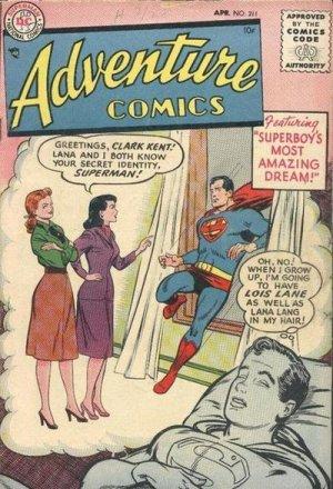 Adventure Comics # 211