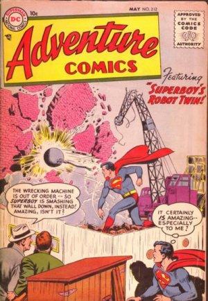 Adventure Comics # 212