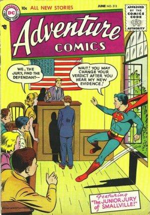 Adventure Comics # 213