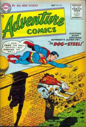 Adventure Comics # 214