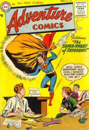 Adventure Comics # 215