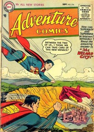 Adventure Comics # 216
