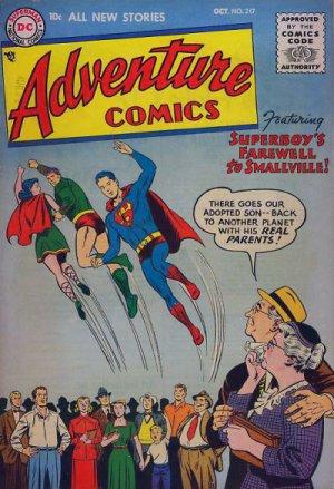 Adventure Comics # 217