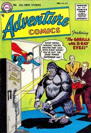 Adventure Comics # 219