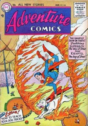 Adventure Comics # 220