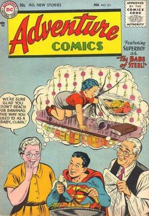 Adventure Comics # 221