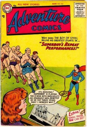 Adventure Comics # 222
