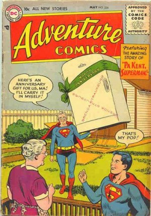 Adventure Comics # 224