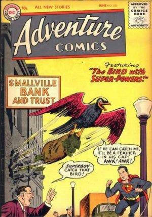 Adventure Comics # 225