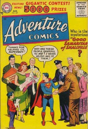 Adventure Comics # 227