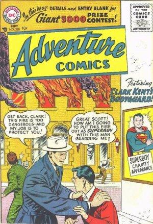 Adventure Comics # 228