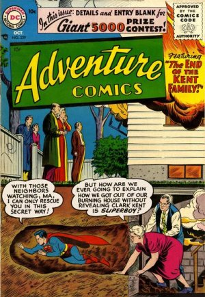 Adventure Comics # 229