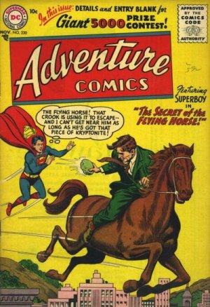 Adventure Comics # 230
