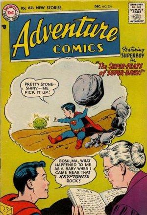 Adventure Comics # 231