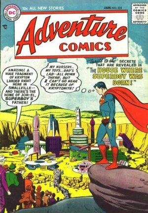 Adventure Comics # 232