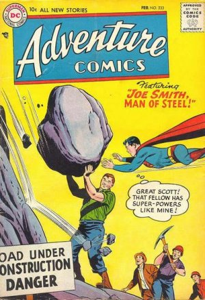 Adventure Comics # 233