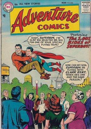 Adventure Comics # 234