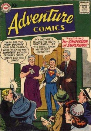 Adventure Comics # 235