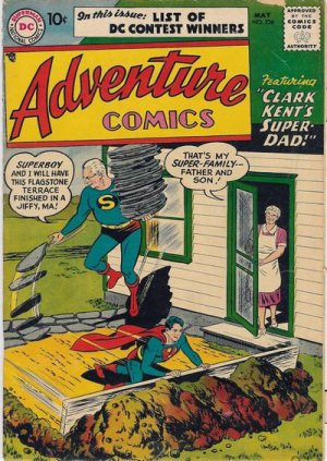 Adventure Comics # 236