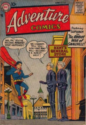 Adventure Comics # 237