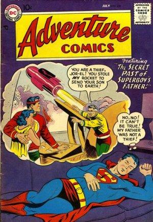 Adventure Comics # 238