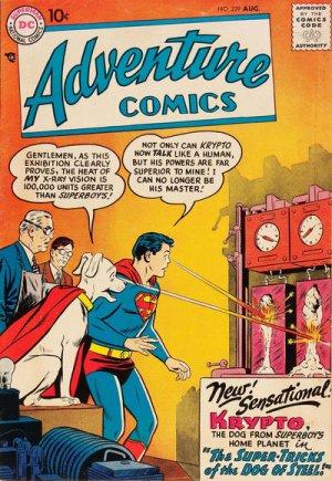 Adventure Comics # 239