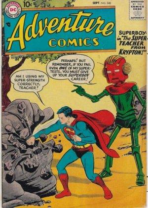 Adventure Comics # 240