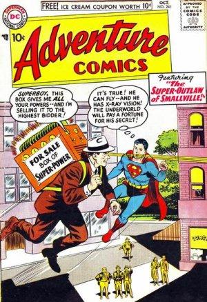 Adventure Comics # 241
