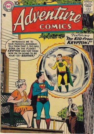 Adventure Comics # 242