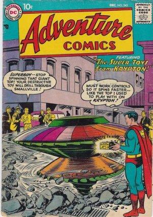 Adventure Comics # 243
