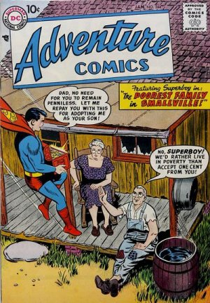 Adventure Comics # 244