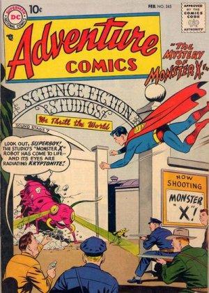 Adventure Comics # 245