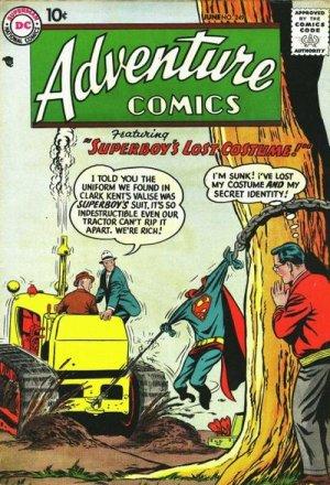 Adventure Comics # 249