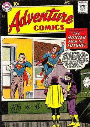Adventure Comics # 250