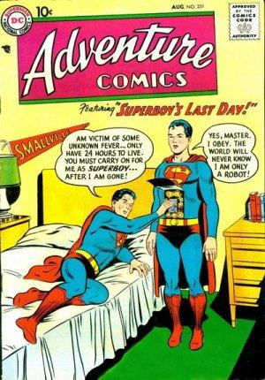 Adventure Comics # 251