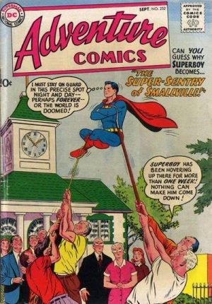 Adventure Comics # 252